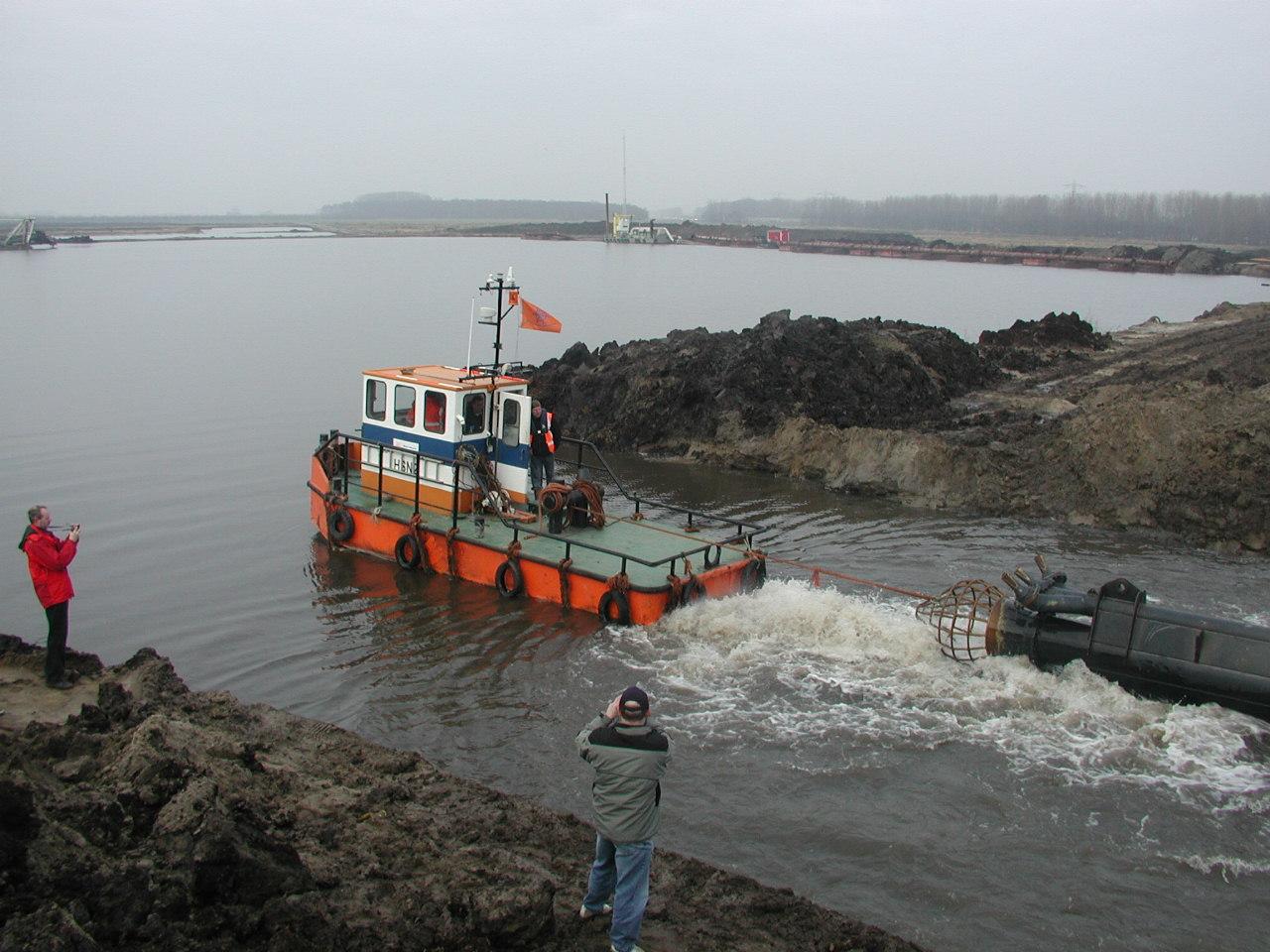 Workboats and Landing Craft | Joshua Preston
